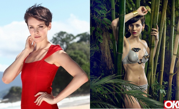 Gabriela Kratochvilova is so Emma Watson-ish in the left pic.