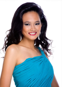 KZ's Bb. Pilipinas 2013 profile shot