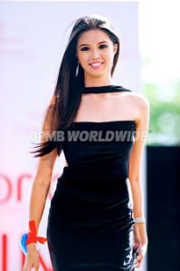 Pia during initial screenings at SM MOA (Photo credit: OPMB Worldwide)