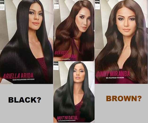 Fantasy or not, would you approve of the hair colors  for our Binibinis?