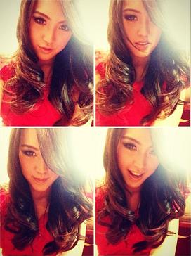 Vania's selfies