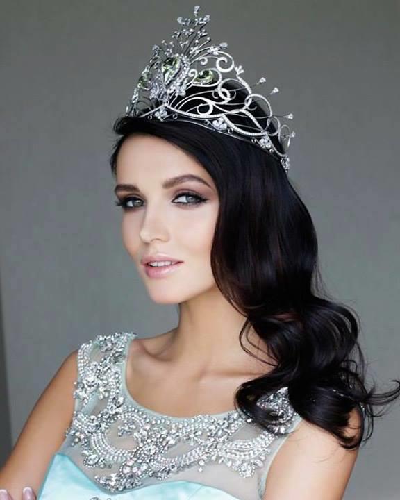 Miss Ukraine Universe 2013 Olga Storozhenko: Goddess with a capital G.