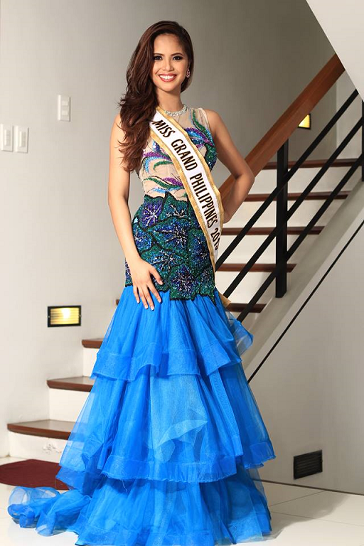 Miss Grand Philippines 2013 Ali Forbes