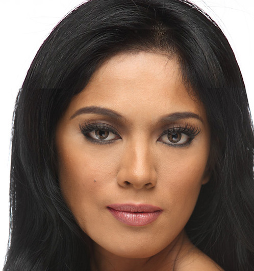 Miss Universe Philippines 2013 Ara Arida on the Miss Universe website