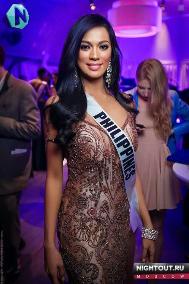 Vote for Ariella Arida at missuniverse.com