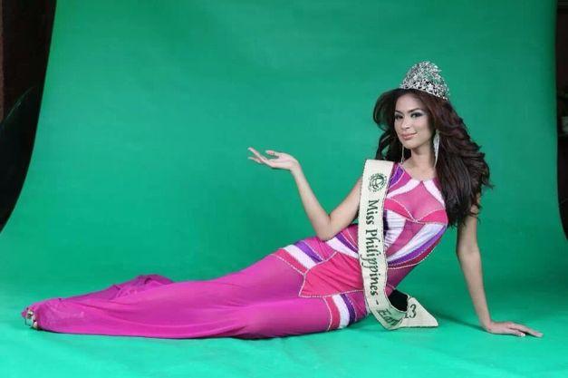 MPE2013 Angelee delos Reyes