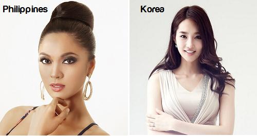 Ara VS Kim Yu-Mi