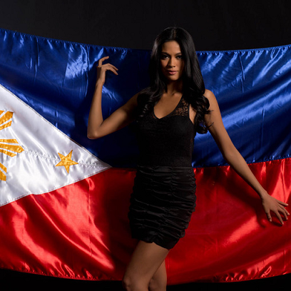Miss Philippines Ariella Arida: our readers' #1 pick to win MU2013.