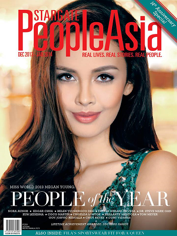 The sole victor for Miss World Philippines (and just because it is a dedicated pageant) hit the big jackpot for 2013.