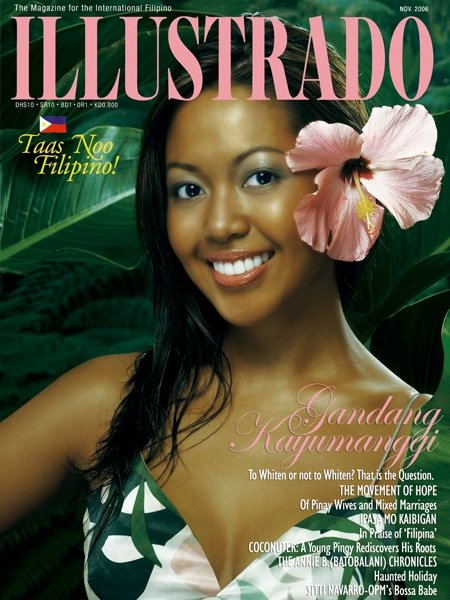 Tracy Javelona-Saez, one-time Bb. Pilipinas runner-up (Photo credit: Ilustrado Magazine)