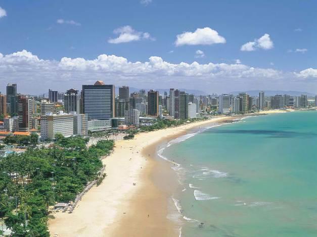 Cidada de Fortaleza, Brazil