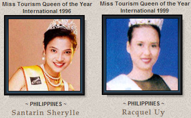 From the same organizers of MTI, we also have two (2) Miss Tourism Queen of the Year International winners