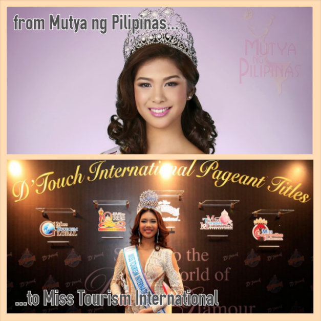 Angeli Dione Gomez: from Mutya ng Pilipinas to Miss Tourism International