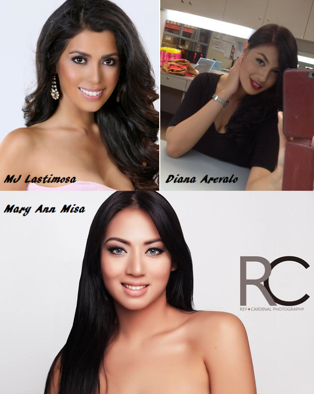 Who will we finally see beating the buzzer for Bb. Pilipinas 2014 today?