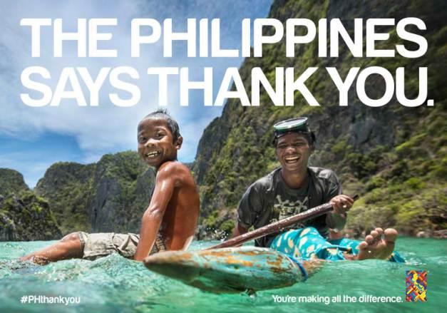 Thank You! Maraming Salamat! Daghang Salamat!