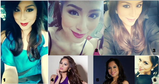 The different looks of Binibini 28 Carla Jenina Lizardo