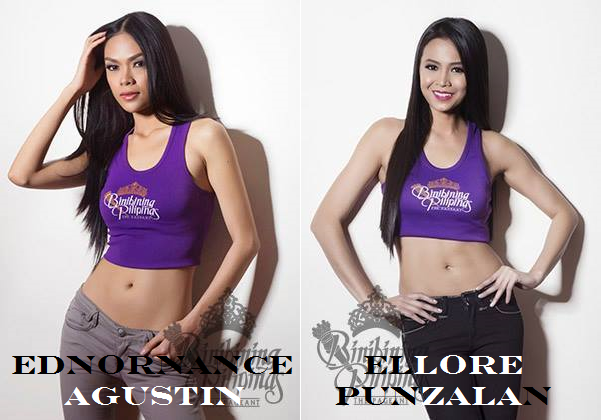 Ednornance and Ellore: the unique E-ladies of Bb. Pilipinas 2014