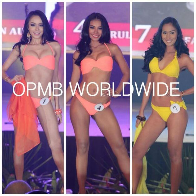 Ja, Parul and Aiza (Photo credit: OPMB Worldwide)