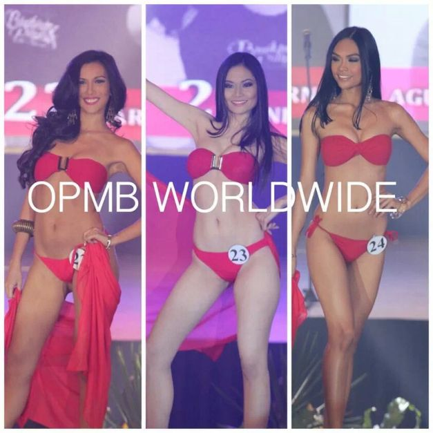 Bianca, Nichole and Ednornance (Photo credit: OPMB Worldwide)