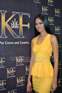 Proudly KF, Janicel is. (Photo credit: Emerson Cebanico)