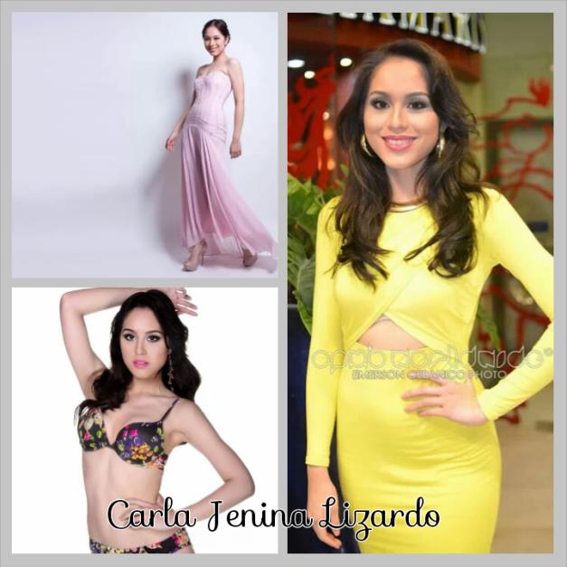 Carla Lizardo is back in harness!