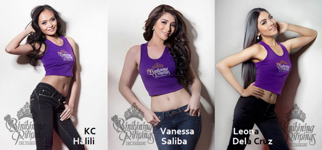 KC, Vanessa and Leona are just as missed as the three ladies above in Bb. Pilipinas 2014.