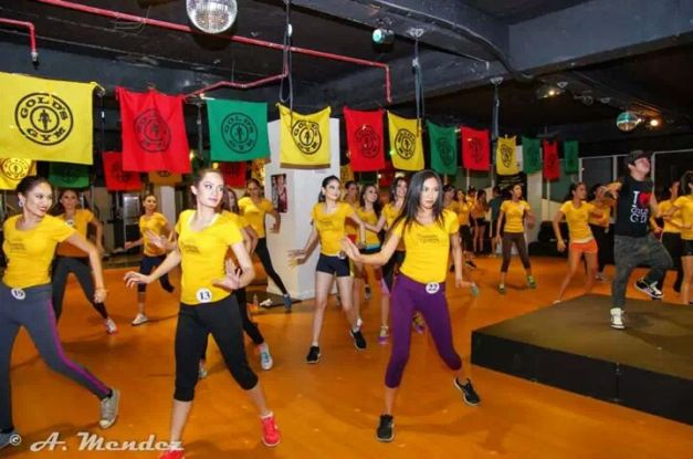 Work it out, Binibinis!