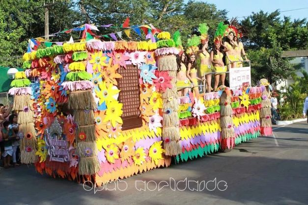 The Float! (Photo credit: OPMB Worldwide)