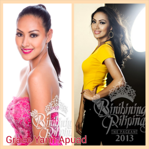 Shan was Binibini 31 during last year's 50th edition.