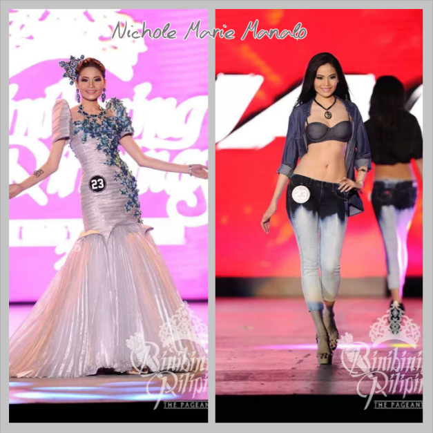 Binibini 23 Nichole Marie Manalo (Photo credit: Bruce Casanova for Bb. Pilipinas)