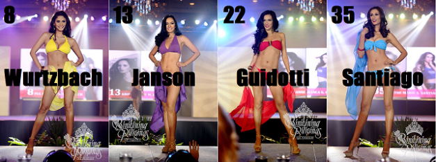 The Constant Quartet (Photo credit: Bruce Casanova for Bb. Pilipinas)
