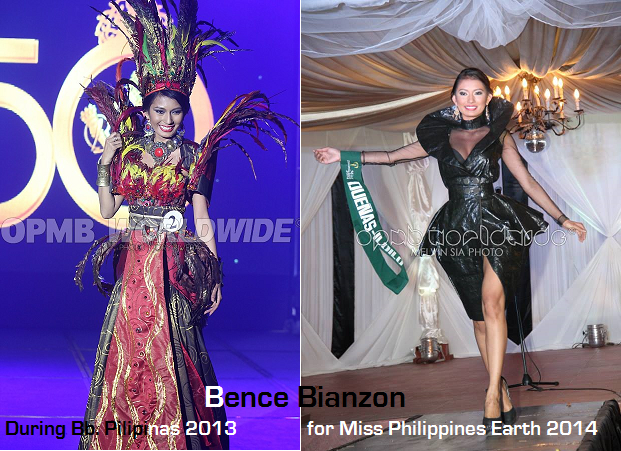 Bence plans to turn her BBP2013 experience into a more fulfilling participation in MPE2014 (Photo credit: OPMB Worldwide and Melvin Sia)