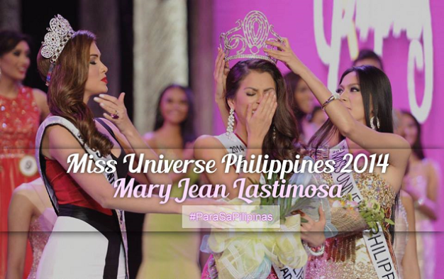 Click above to visit and like the Miss Universe Philippines 2014 Fan Page