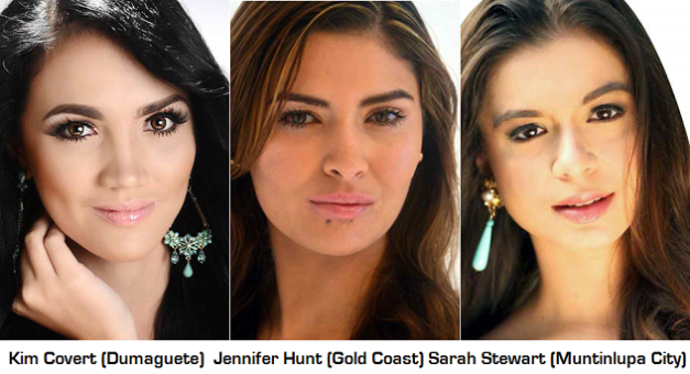 Three interesting finds of Miss Philippines Earth 2014