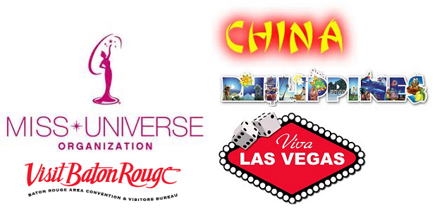 Where would you like Miss Universe 2014 to happen?