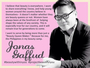 The Philippines is my Beauty Camp - Jonas Gaffud
