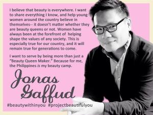The Philippines is my Beauty Camp - Jonas Gaffud