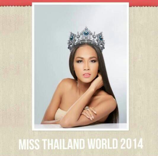 Maeya Nonthawan Thongleng, Miss Thailand World 2014