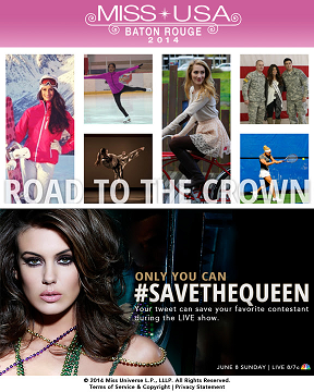 #SaveTheQueen will be the new twist this year
