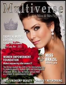 Miss Multiverse 2013 Debora Lyra
