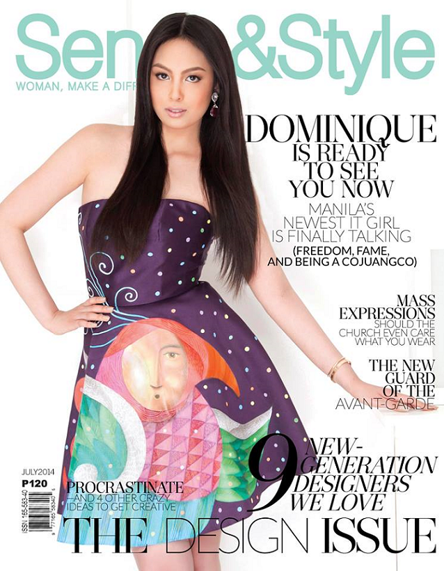 Dominique Cojuangco: A Nice Peg for Pageant Joiners ...