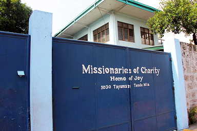 Missionaries of Charity in Tondo