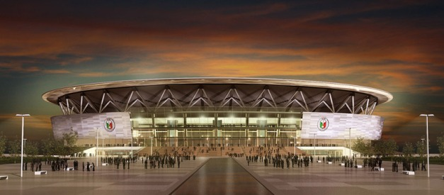 The Philippine Arena is being tagged the biggest indoor arena in the world.