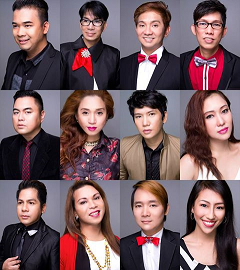 The men and women behind Misters of the Philippines 2014