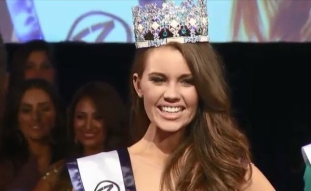 Miss World Australia 2014 Courtney Thorpe