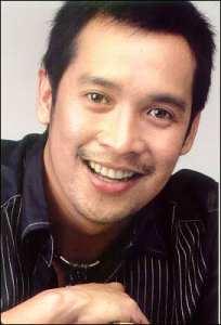 Award-winning singer Reuben Laurente sings the theme song of Miss Grand Philippines.