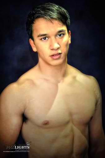 Fil-Brit Adam Davies for Misters of the Philippines 2014