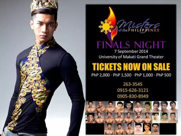 Buy your tickets now!