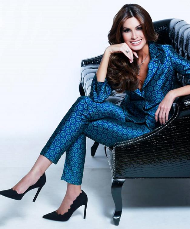 Miss Universe 2013 Marie Gabriela Isler by Fadil Berisha