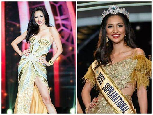 Ananya Mongkolthai is Miss Supranational Thailand 2014 no more.